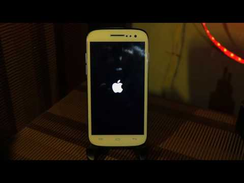 Install iOS 9 on Android ?