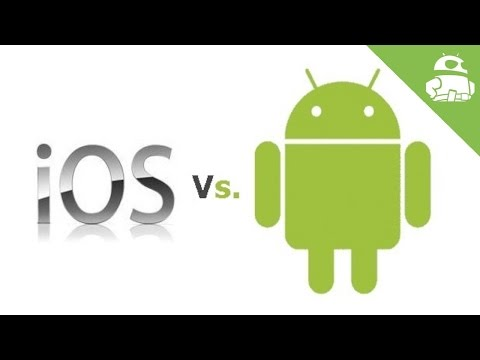 Android vs. iOS – Differences That Matter