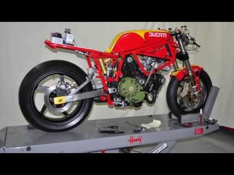 Ducati F1 Build and Update