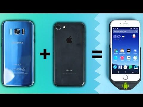 Get Android on iPhone With a Case!