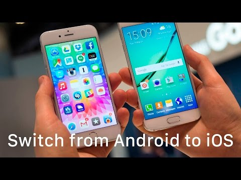 Switch to iPhone from Android with the Move to iOS app