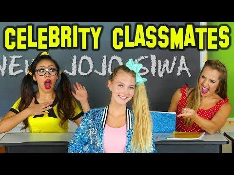 JoJo Celebrity Classmates: JoJo Siwa in Our Class? Totally TV
