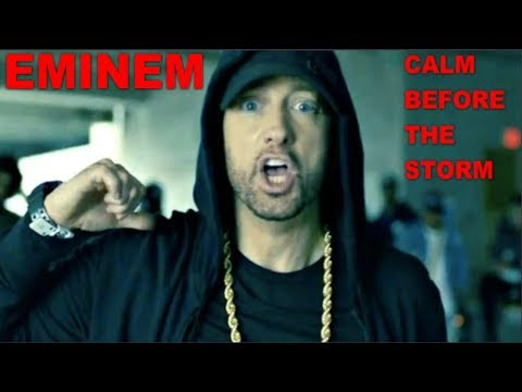 Eminem, Donald Trump, Calm Before The Storm, AND THE TRUTH!!